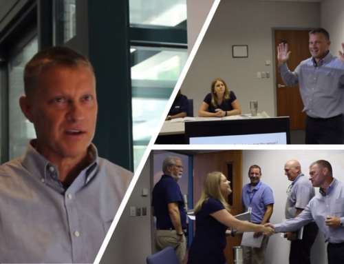 Team Coaching and Executive Development for Manufacturing Leaders