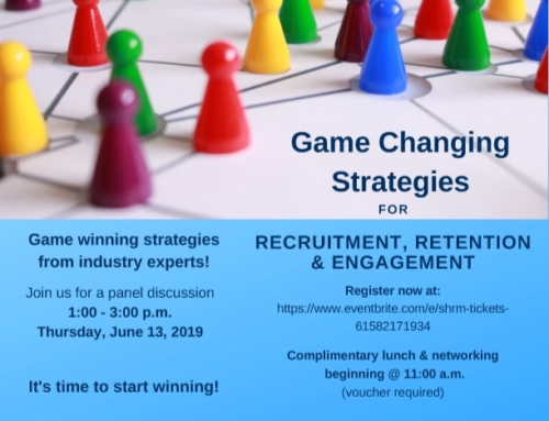 Game Changing Strategies for Recruitment, Retention, & Engagement